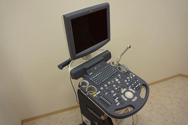 エコー検査機器